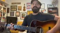 Drew Holcomb's Billboard Live At-Home Performance | Billboard