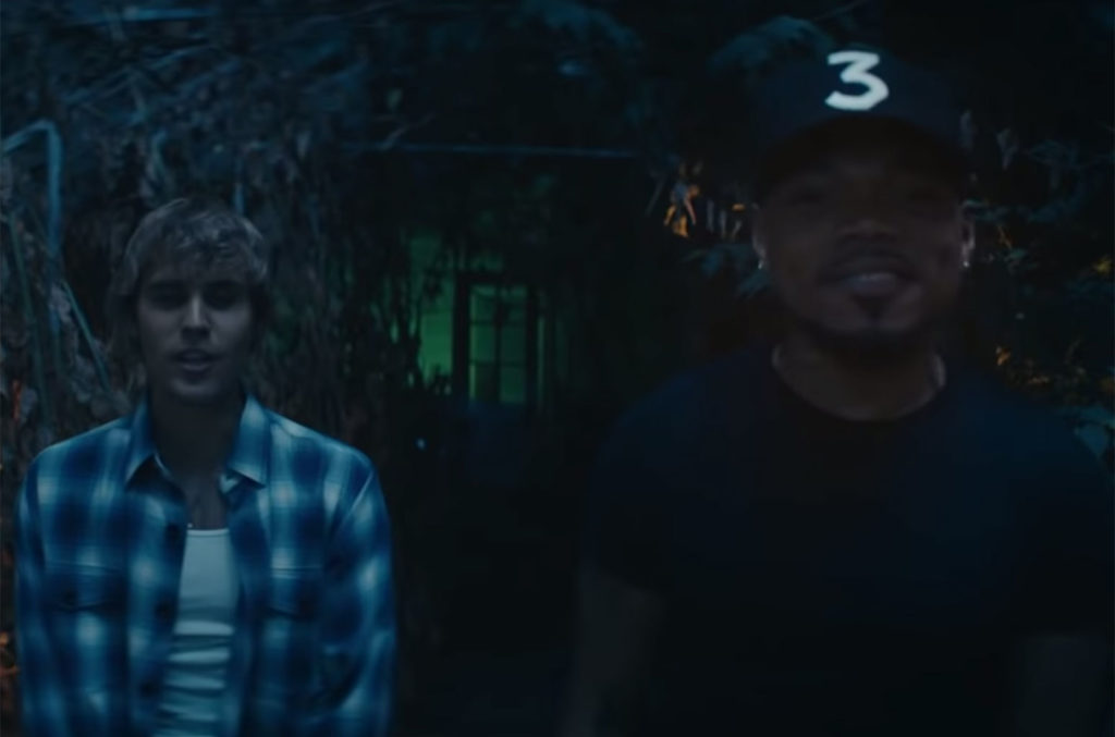 "Justin Bieber ft. Chance The Rapper ""Holy"""