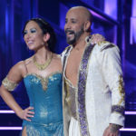 Make Way for AJ McLean Quickstepping to 'Aladdin' Tune for 'Dancing With the Stars' Disney Night