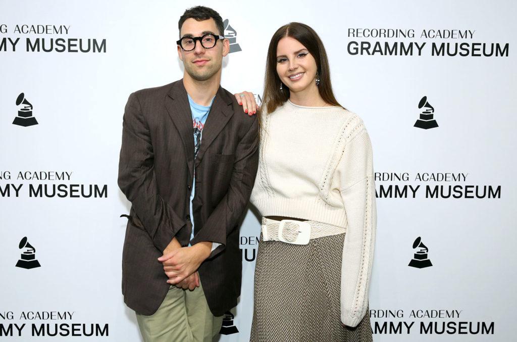 Jack Antonoff and Lana Del Rey