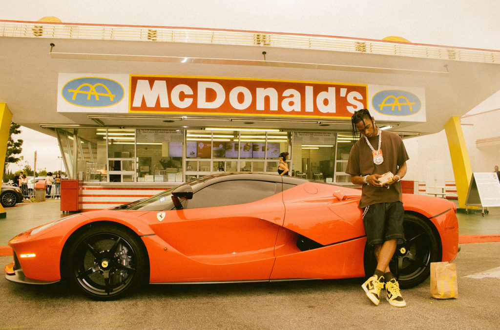 Travis Scott for McDonald's