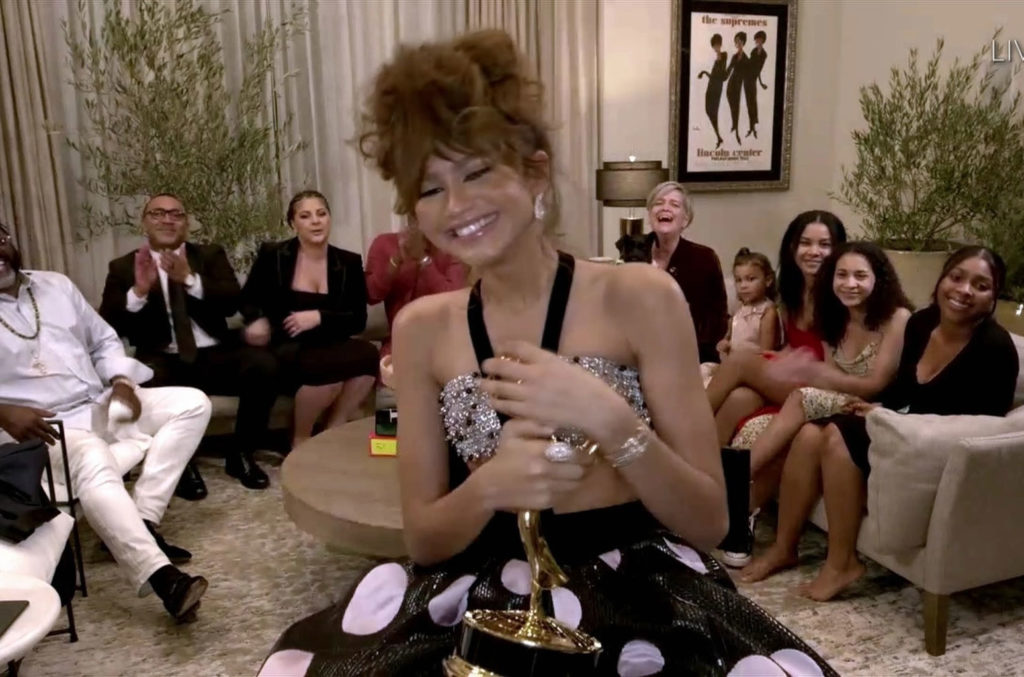 Drake, Chloe X Halle & More Congratulate Zendaya on Historic Emmys Win: 'It Was a LOCK'