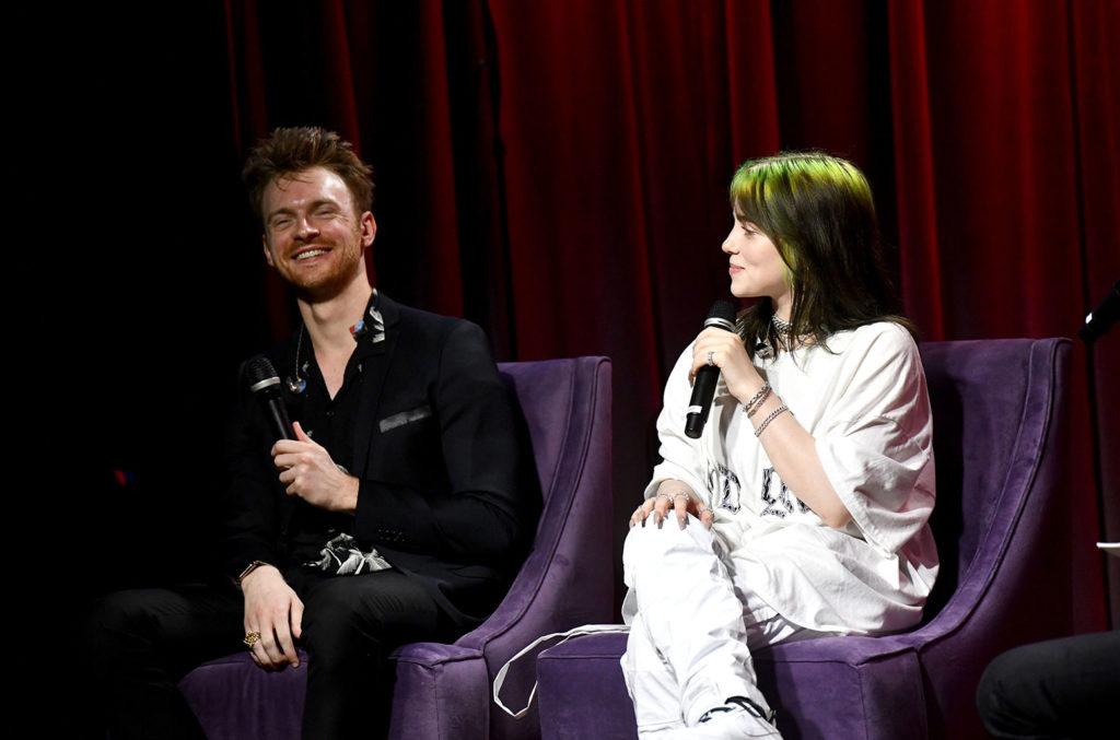 Finneas Billie Eilish Grammy Museum