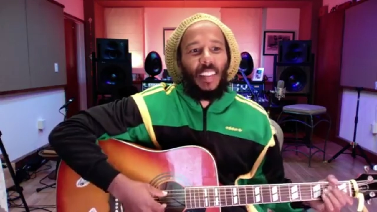 Ziggy Marley's Billboard Live At-Home Performance | Billboard