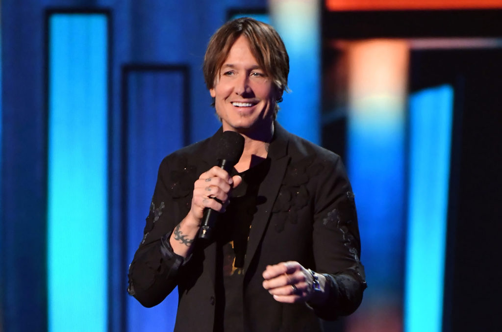Keith Urban Snags Australian Chart Crown With 'Future Of Now' thumbnail