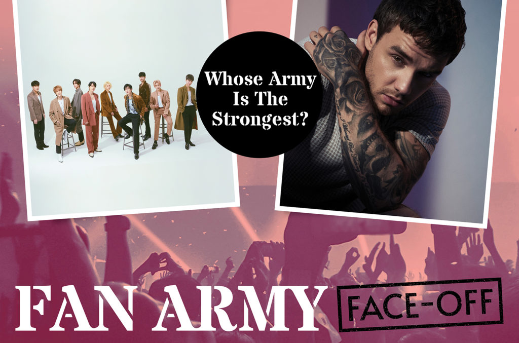 Super Junior vs. Liam Payne, Fan Army