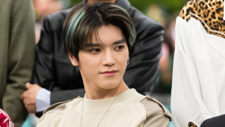Nct 127 S Taeyong Mourns Beloved Dog Ruby My Best Friend Went To Heaven Billboard