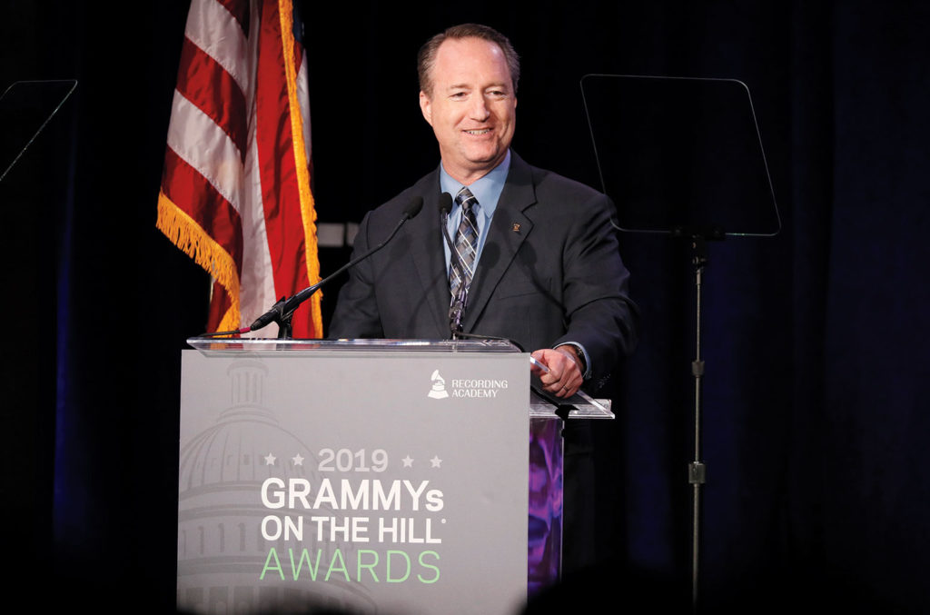 'This Is About Survival': Recording Academy Marks Six Months of Intense Advocacy in DC
