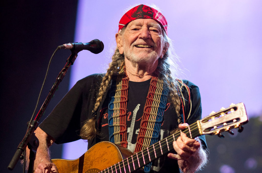 Willie Nelson Debuts Animated Vote Em Out Video Billboard