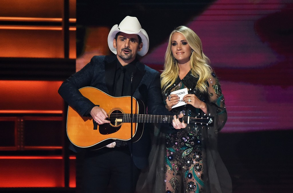 Carrie Underwood or Brad Paisley: Who Is the Top Country Video Artist of All Time?