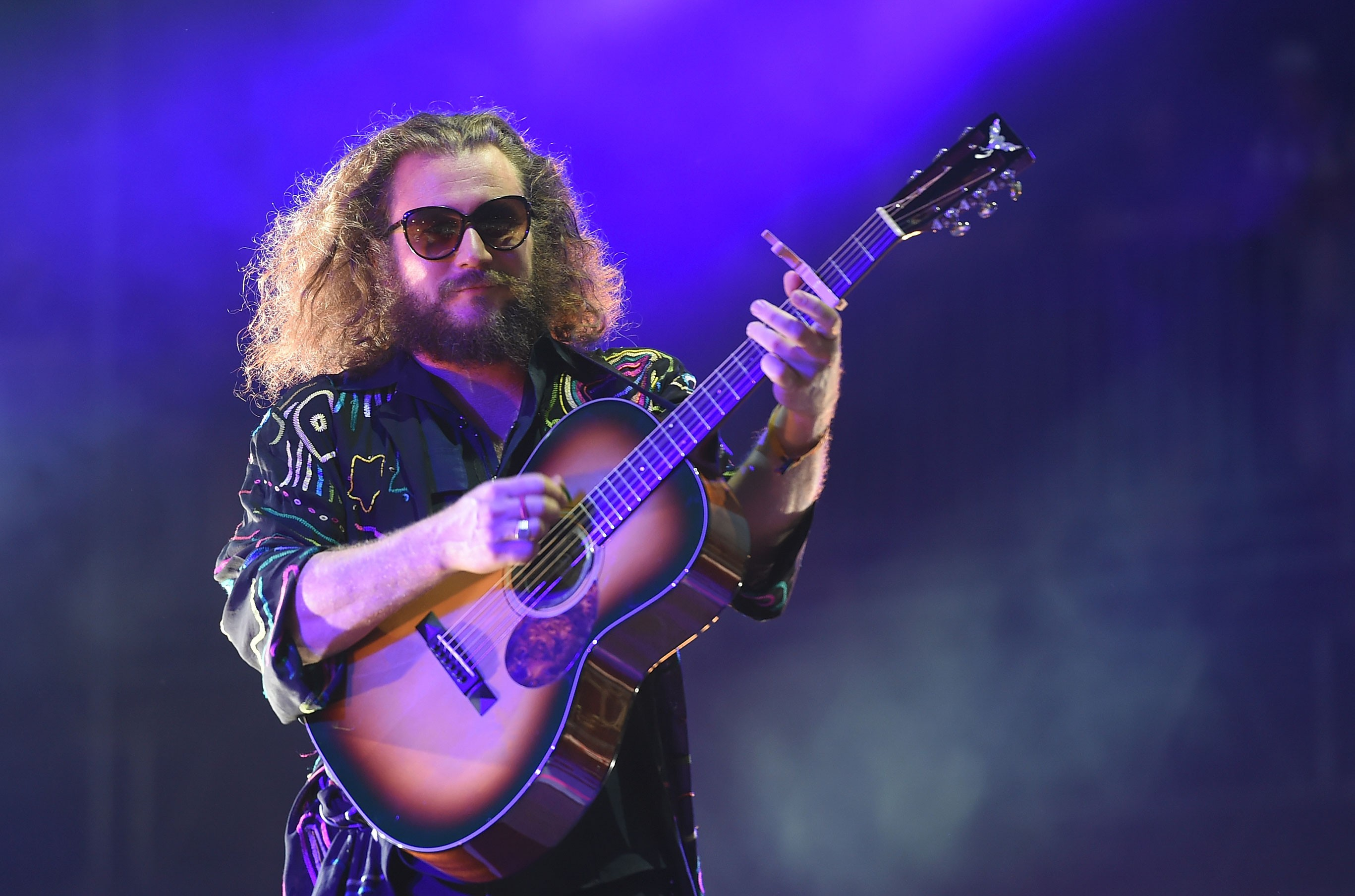 Jim James, My Morning Jacket, Bonnaroo, Election Night Concert Series