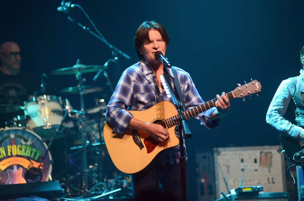 John Fogerty Joins TikTok With a Message for Donald Trump