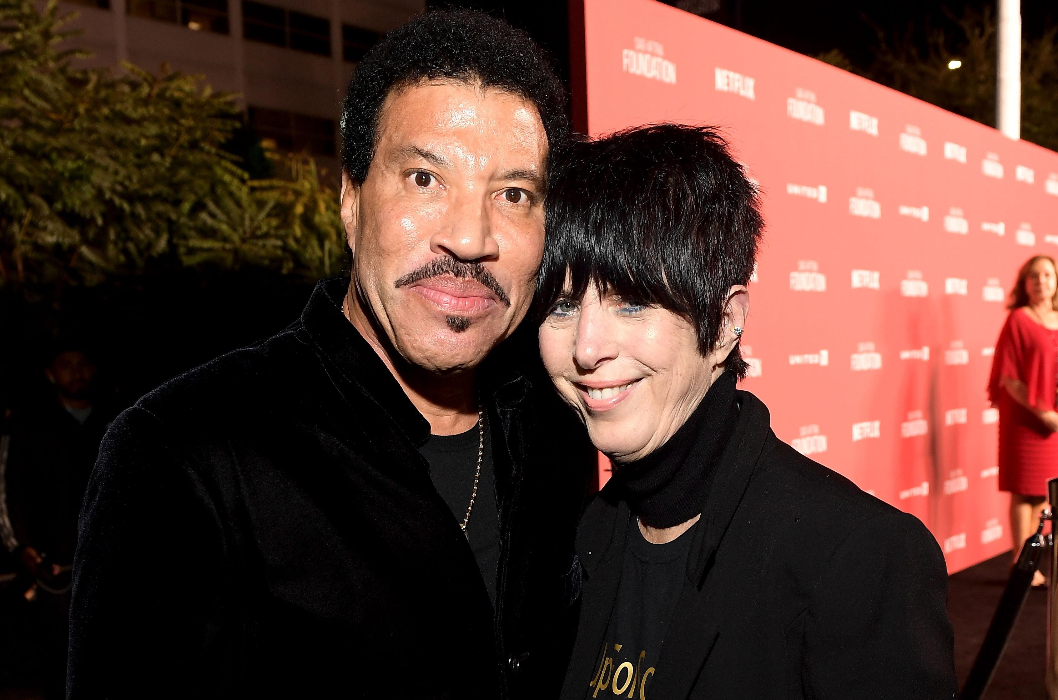 Lionel Richie, Diane Warren