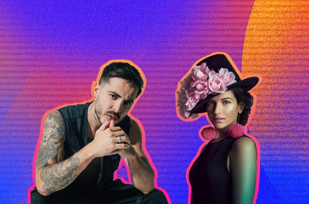 Llane & Natalia Jimenez