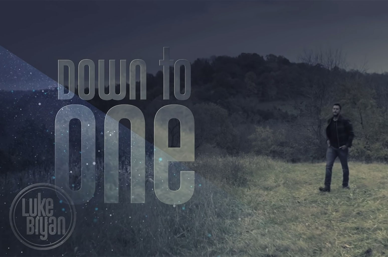 "Luke Bryan ""Down To One"""
