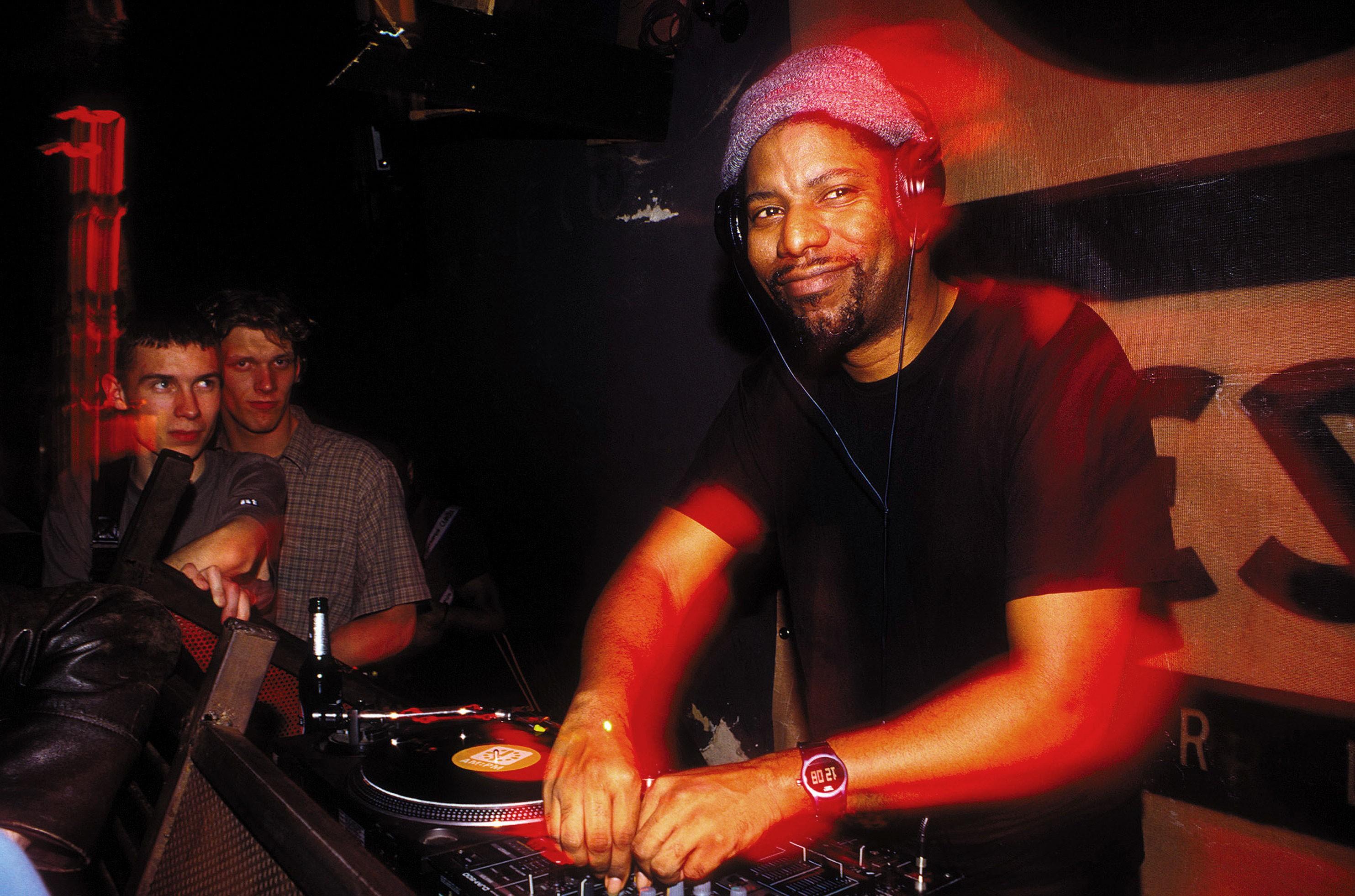DJ Marshall Jefferson