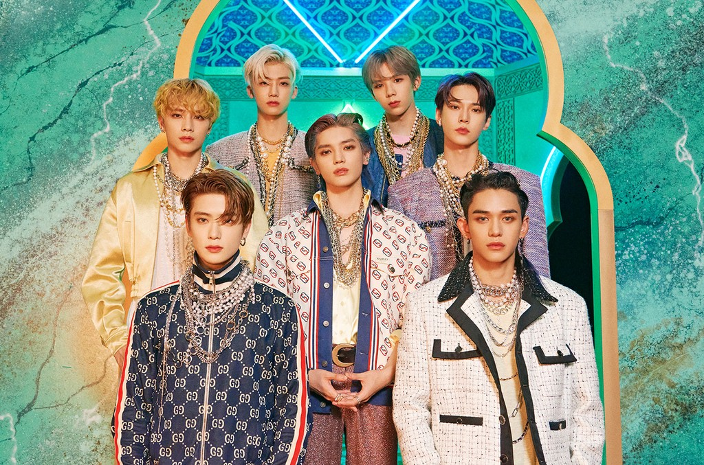 NCT jumped from No. 10 to No. 1 on Billboard's #EmergingArtists chart. 📈