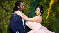 Offset Gushes Over Cardi B in Sweet, Snuggly Birthday Photo | Billboard News