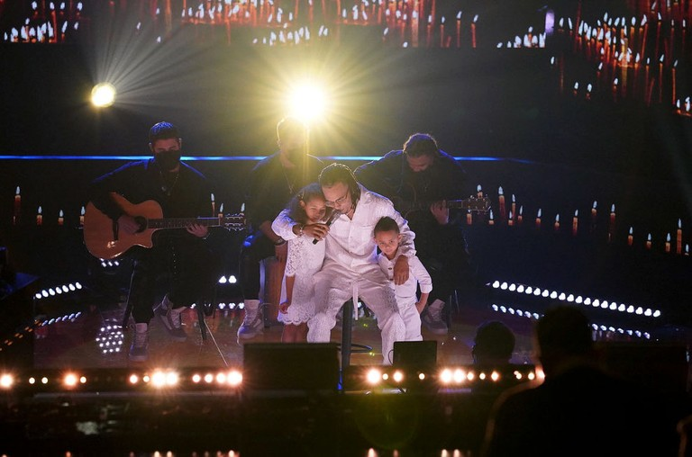 Seven Stages, Daily Tests, Color-Coding: How COVID-19 Shaped the 2020 Billboard Latin Music Awards