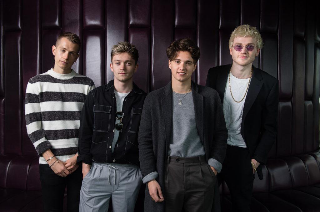 The Vamps Snag U.K. No. 1 With 'Cherry Blossom' - Billboard