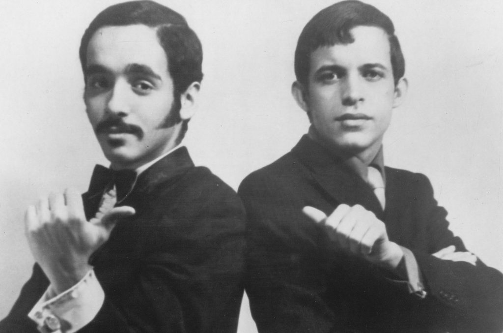 Willie Colon and Hector Lavoe