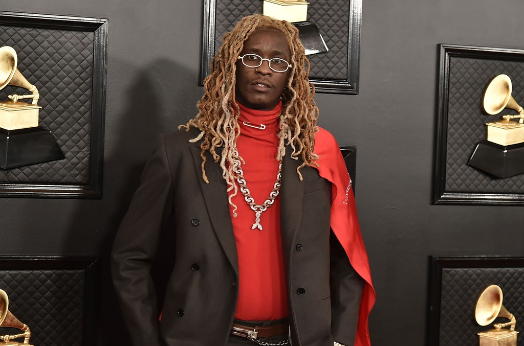 Young Thug Has Dominated the Hot 100 in 2020 Without Any Solo Projects