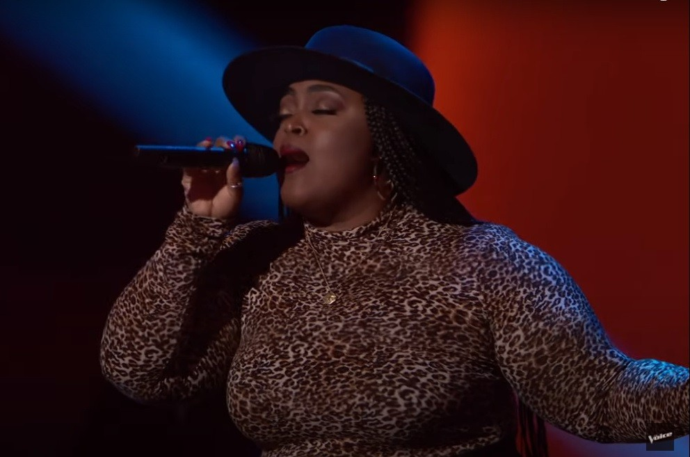 Desz Inspires With Cover of Tina Turner's 'What's Love Got to Do With It' on 'The Voice': Watch