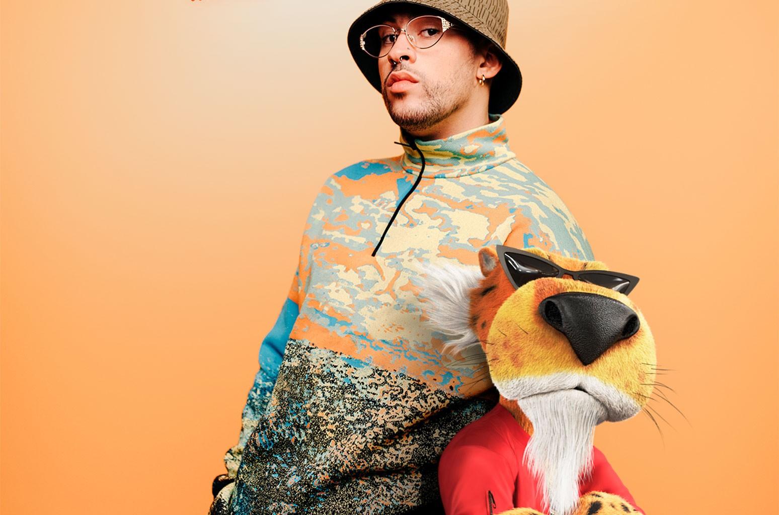 Bad Bunny x Cheetos