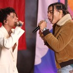 24kGoldn & Iann Dior Are in a Colorful 'Mood' for Their 2020 MTV EMAs Performance
