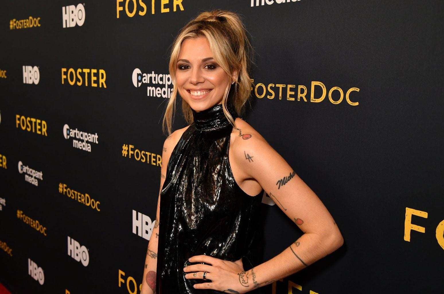 Christina Perri Hospitalized Due to Pregnancy Complications   Billboard
