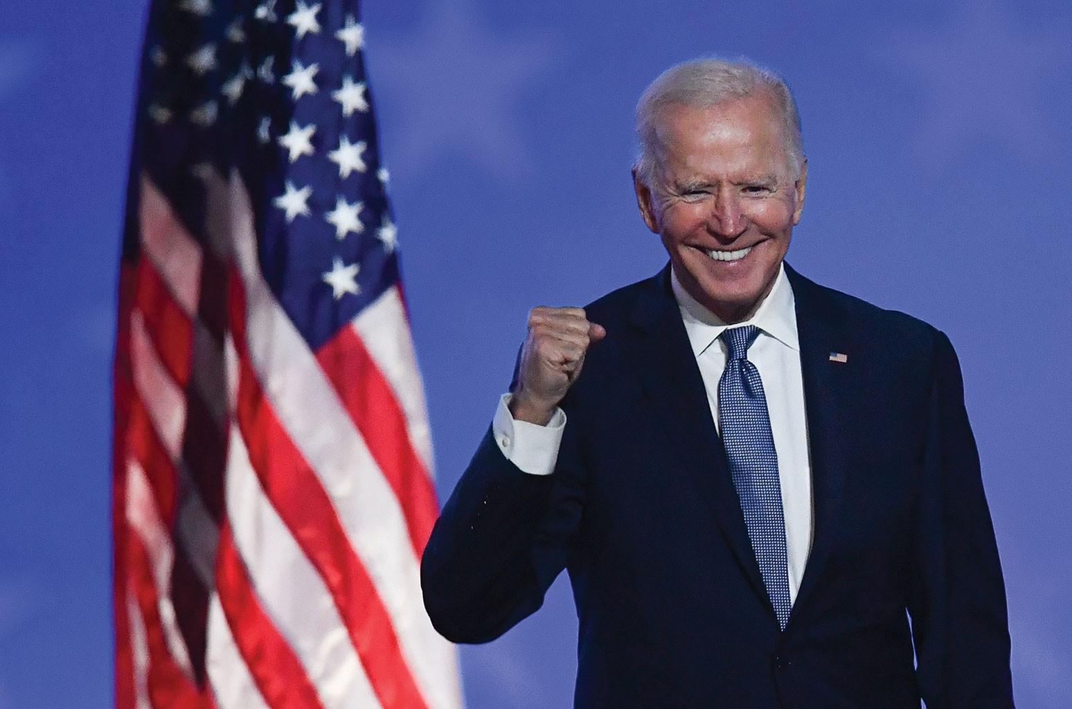 Joe Biden presidential nominee