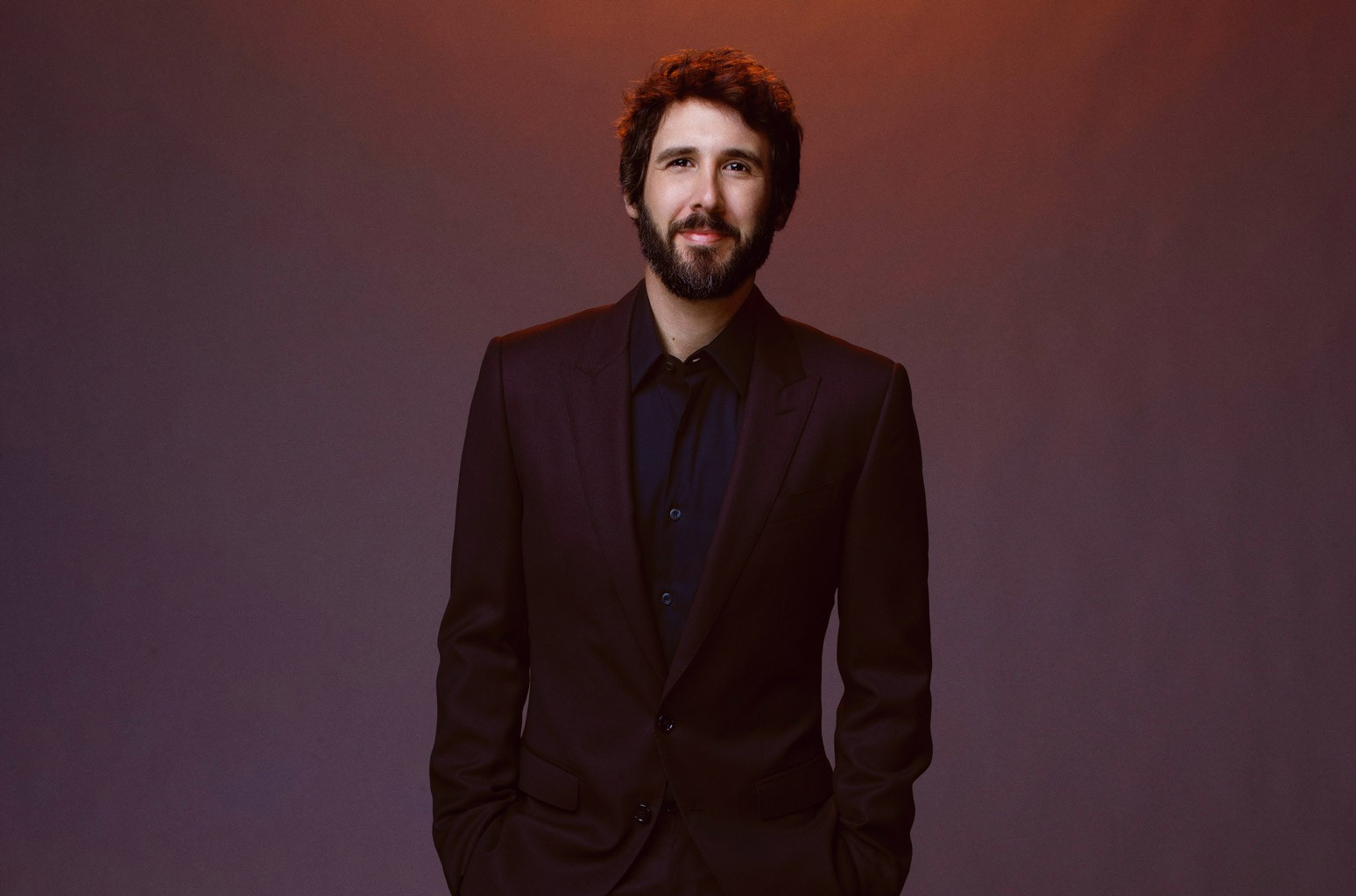 Josh Groban on Finding 'New Meaning' in Classic Songs for His Quarantine-Recorded 'Harmony' Album