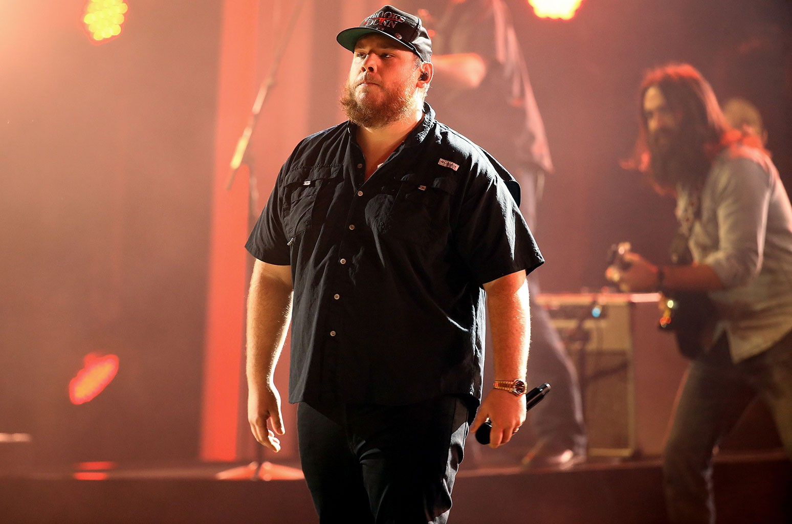 Perfect 10: Luke Combs Extends Career-Opening No. 1 Streak on Country Airplay With 'Better Together'
