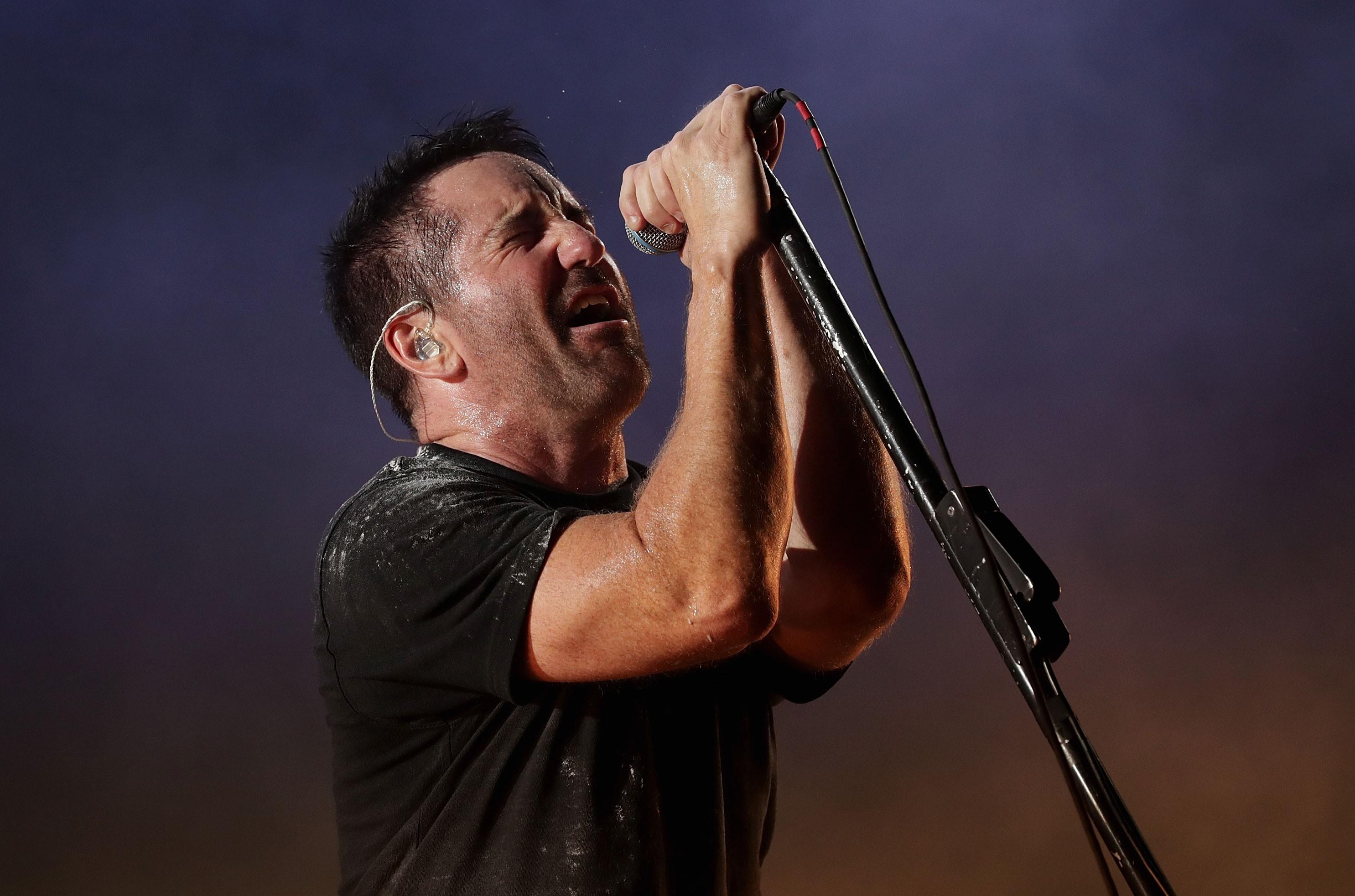 Trent Reznor, Nine Inch Nails