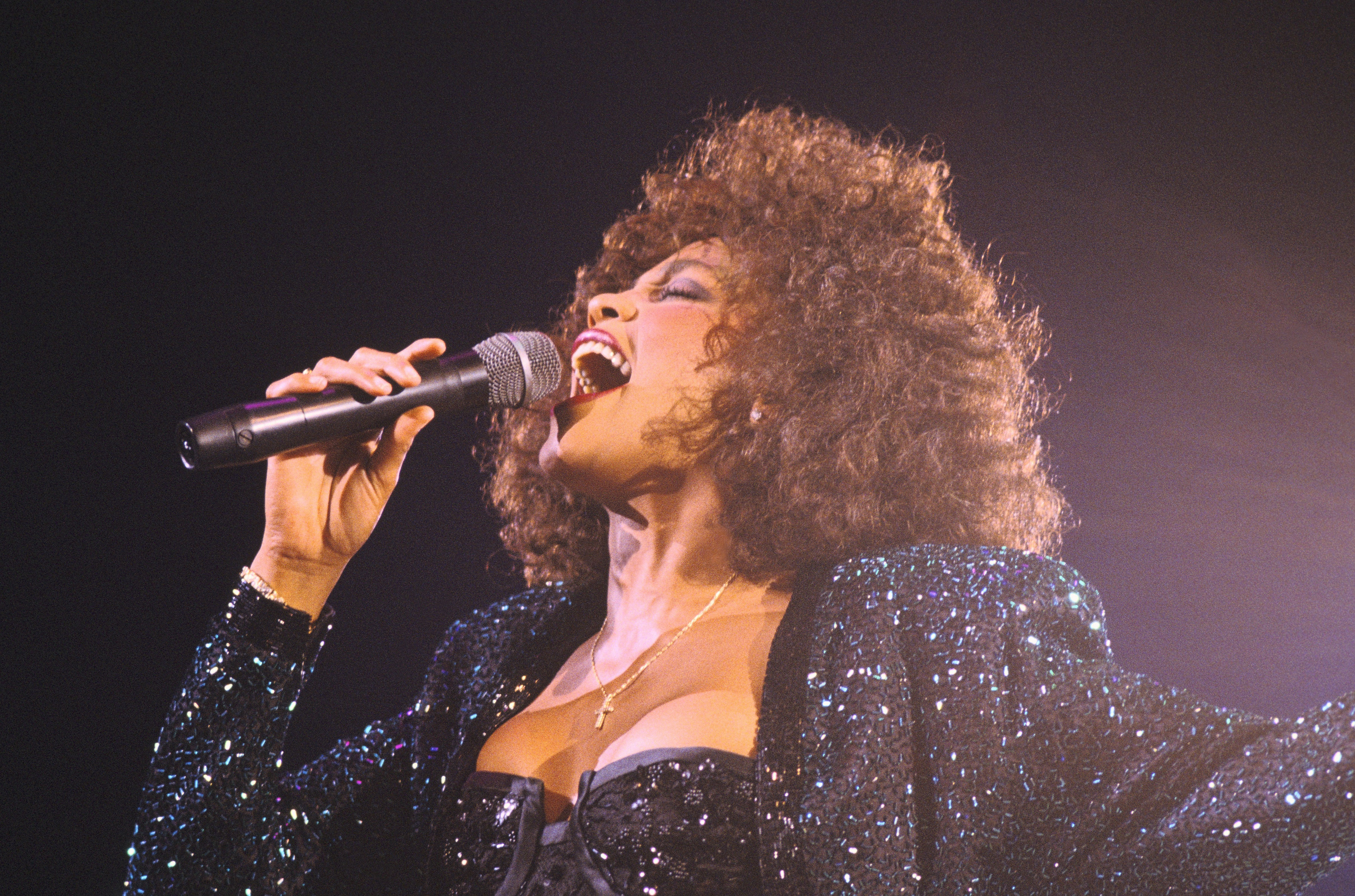 Whitney Houston, Rock n' Roll Hall of Fame