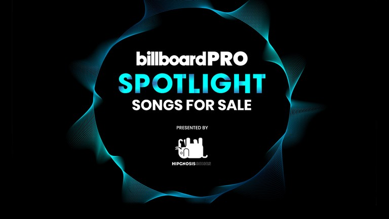 Billboard Pro Spotlight Live Virtual Event: Songs for Sale
