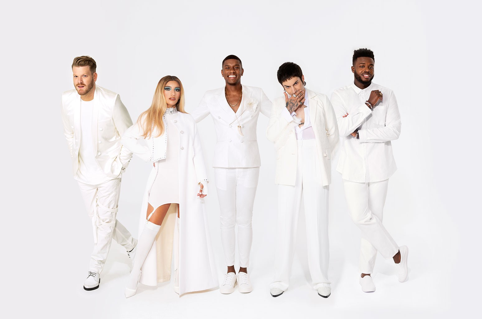 Pentatonix's Favorite Holiday Songs: See What Made Their Essential