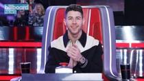 Nick Jonas Returning to 'The Voice' to Replace Gwen Stefani | Billboard News