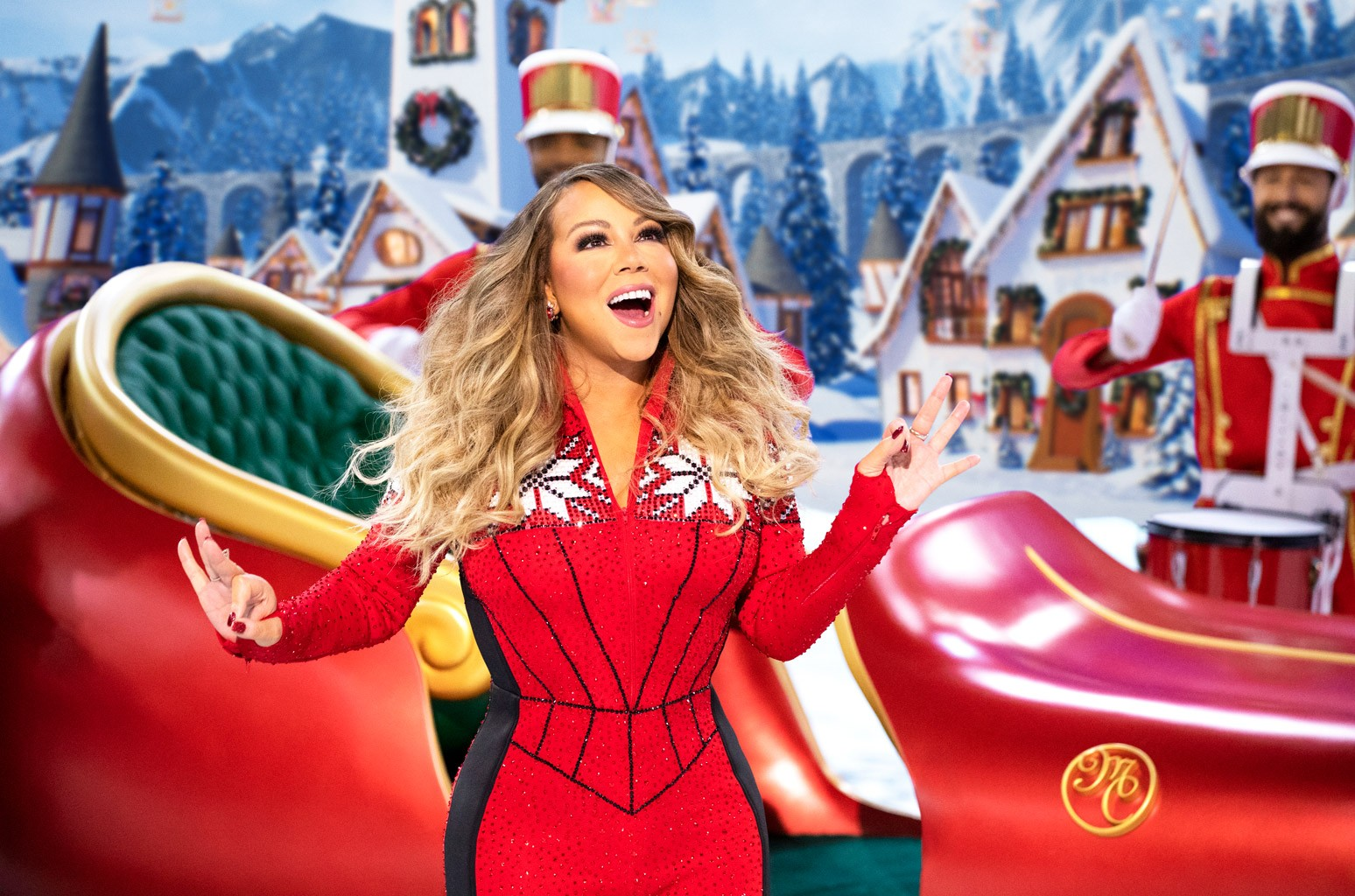 Mariah Carey Magical Christmas Special