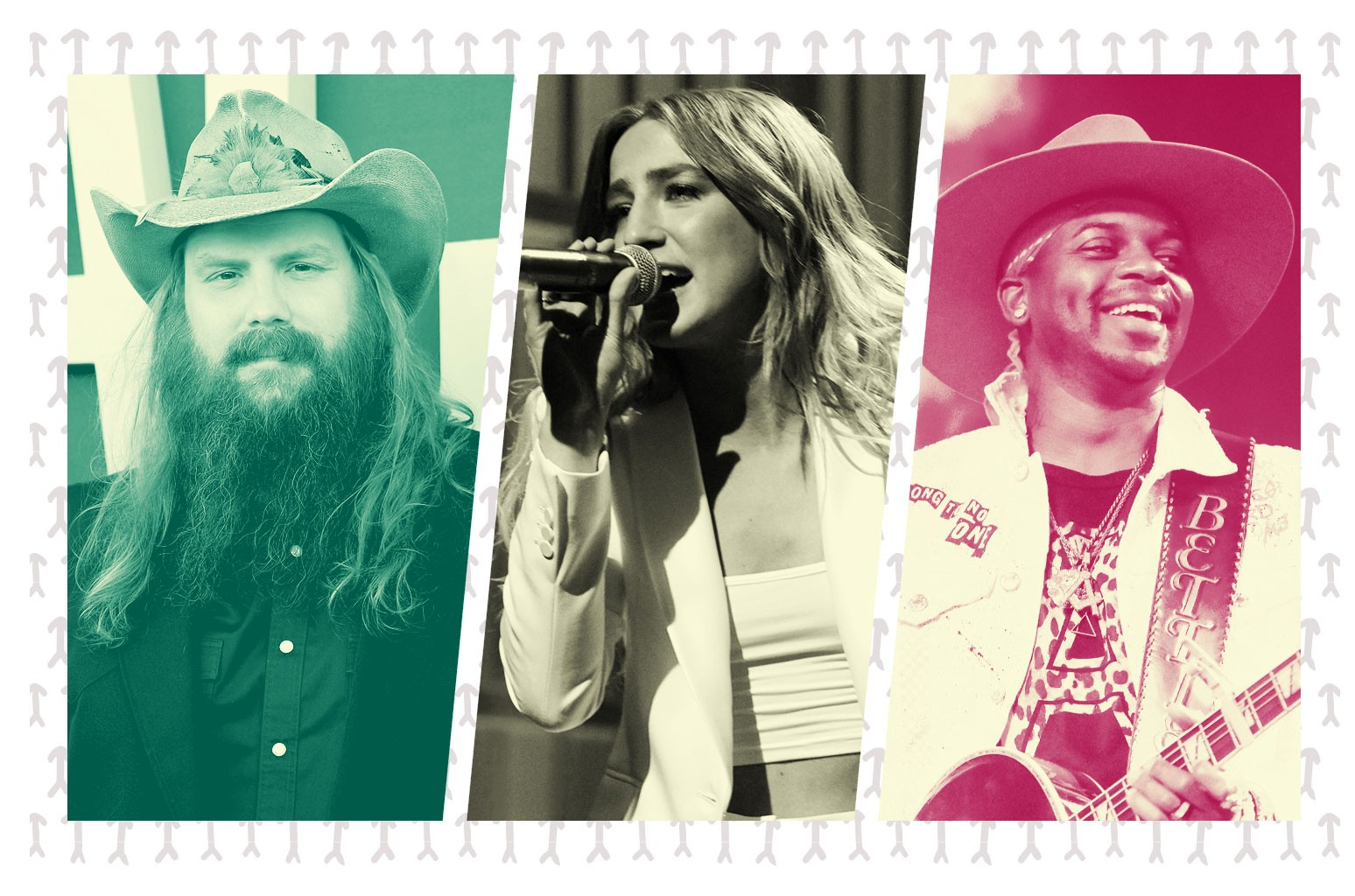 Chris Stapleton, Ingrid Andress, Jimmie Allen