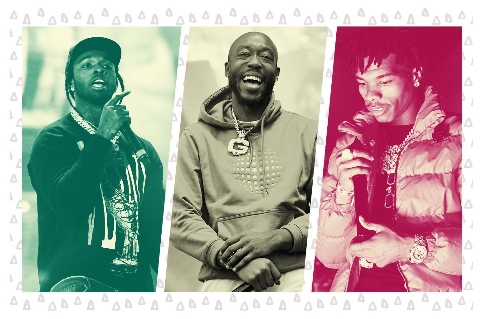 Best Rap Albums of 20 Top 20   Billboard