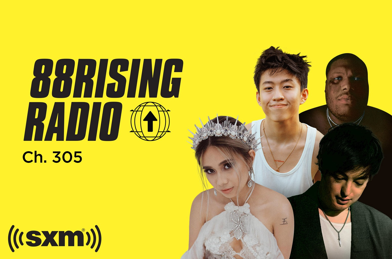 88rising guest artists