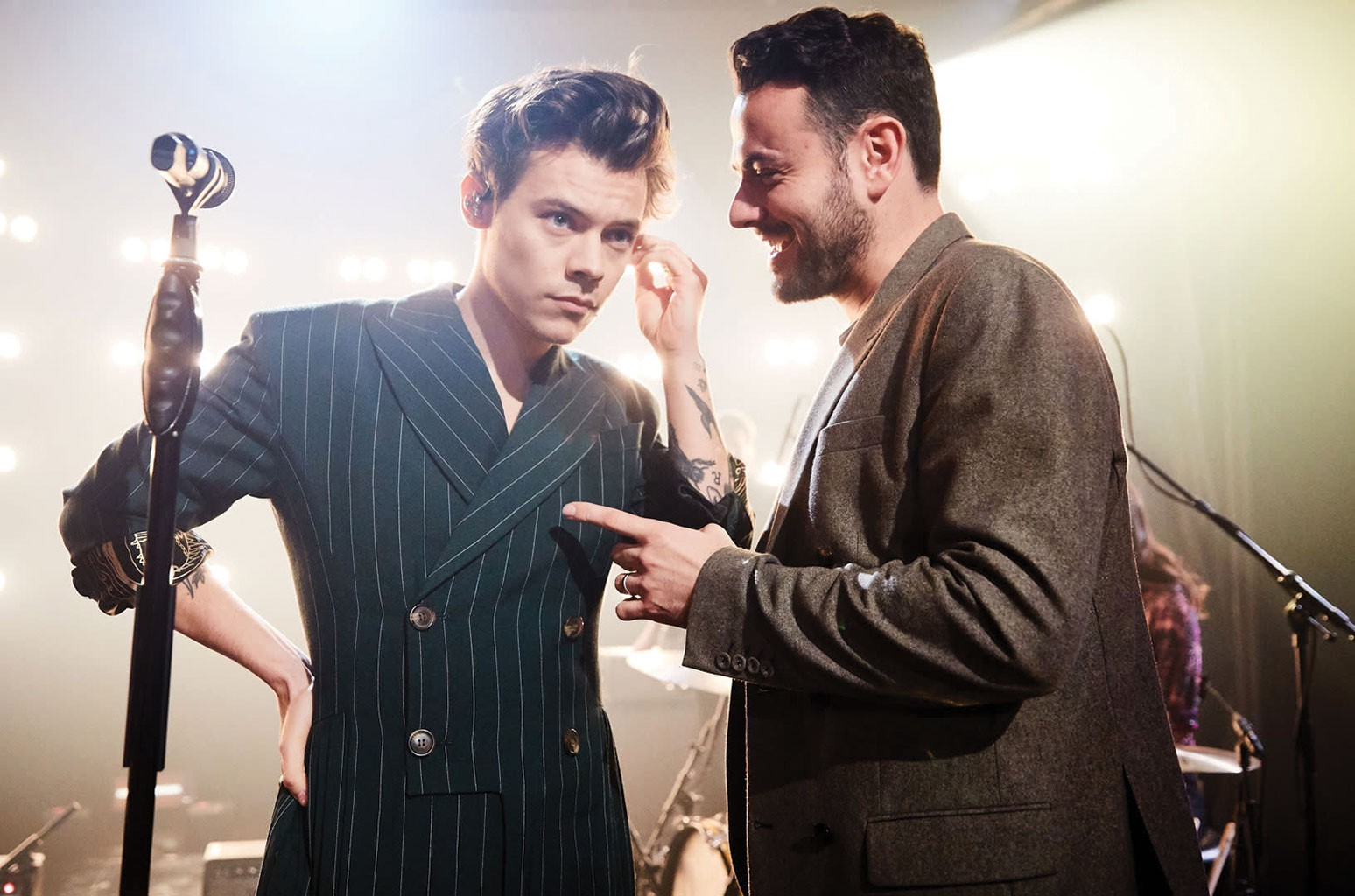 Ben Winston, Harry Styles