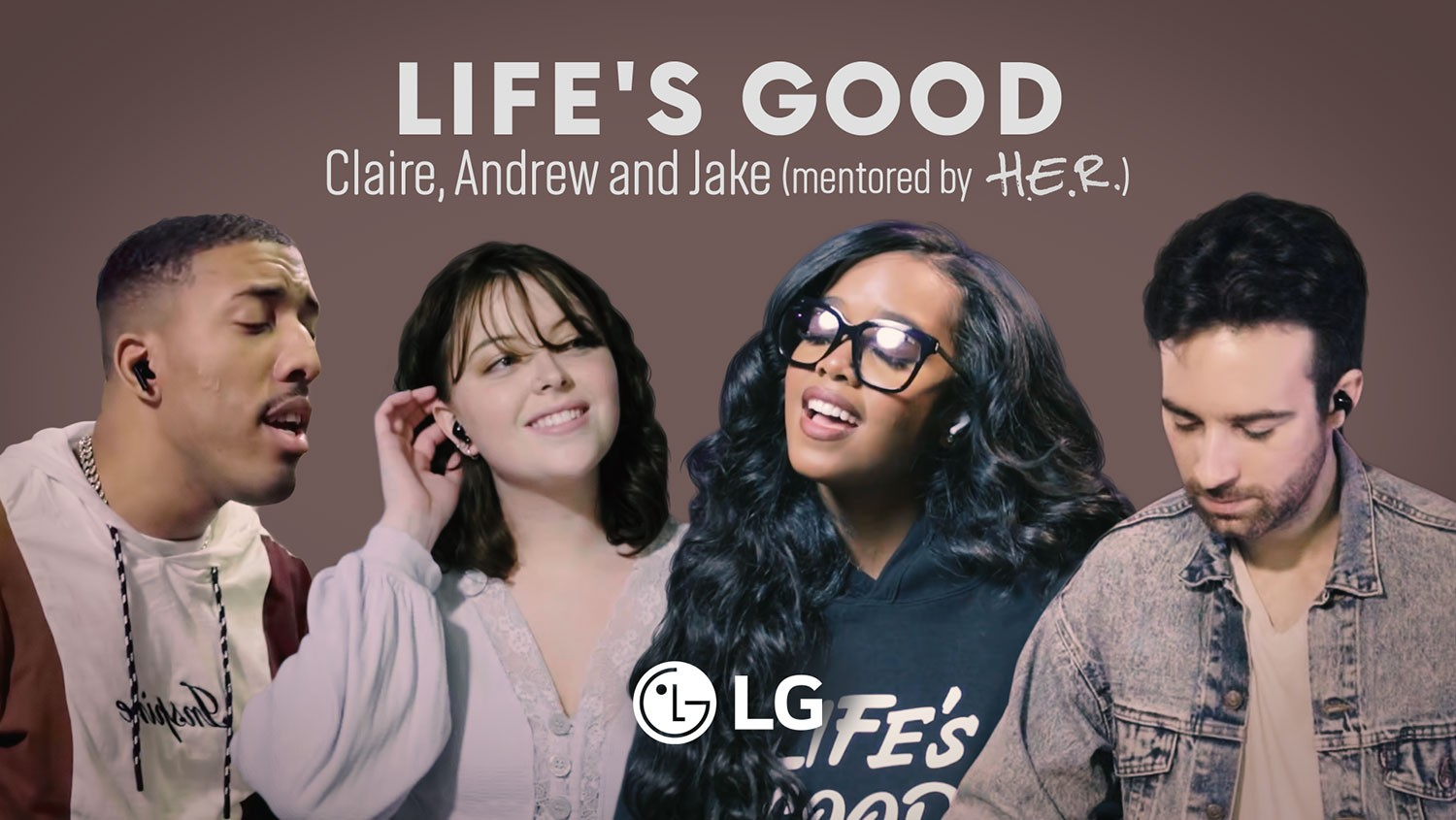 Life's Good Music Project Gives Three Aspiring Musicians the Opportunity of a Lifetime