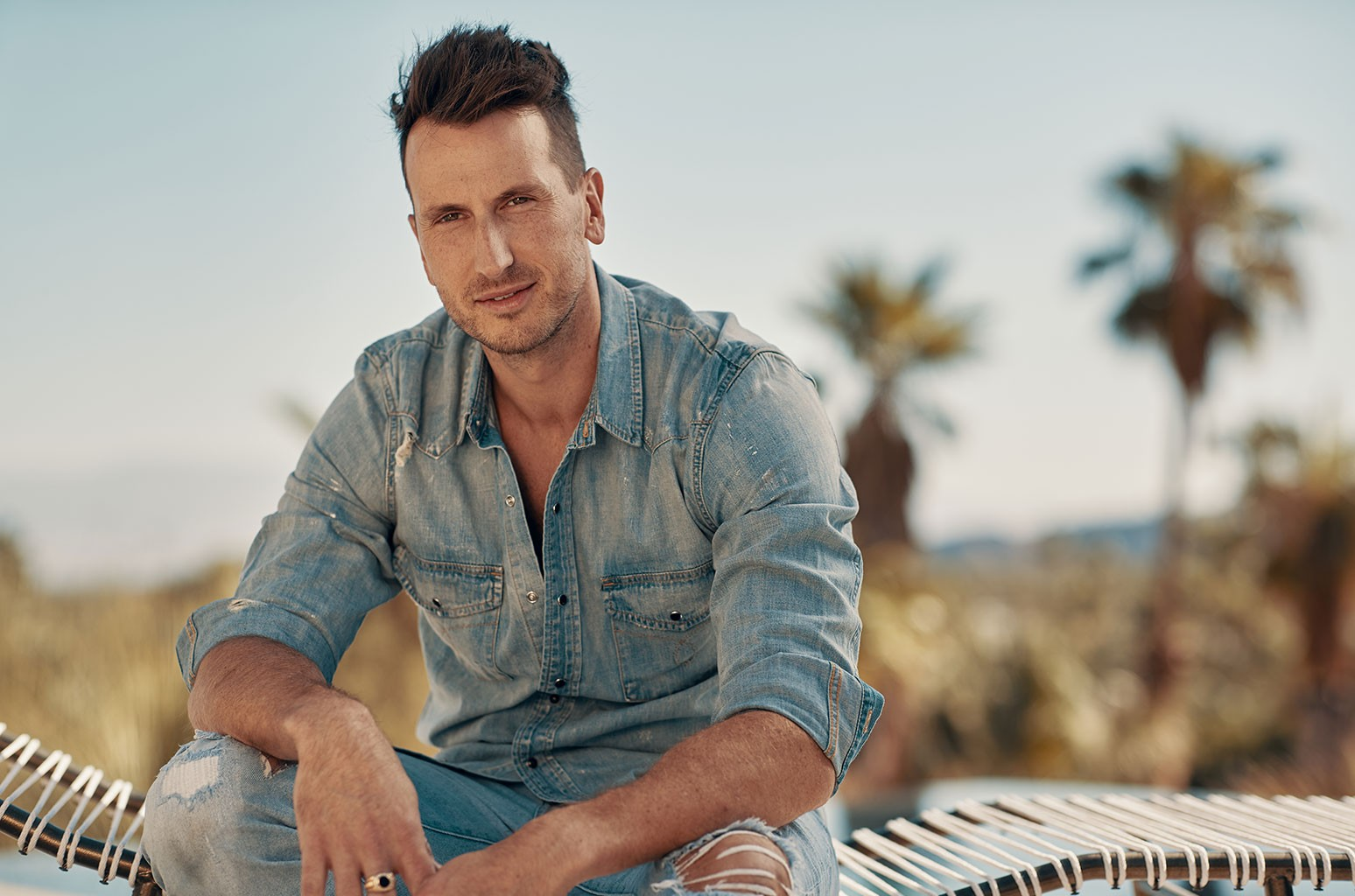"Country Singer Russell Dickerson on Seeing God's Faithfulness Throughout His Life and Why He Wants People to Find Hope and Joy in Latest Album ""Southern Symphony"""