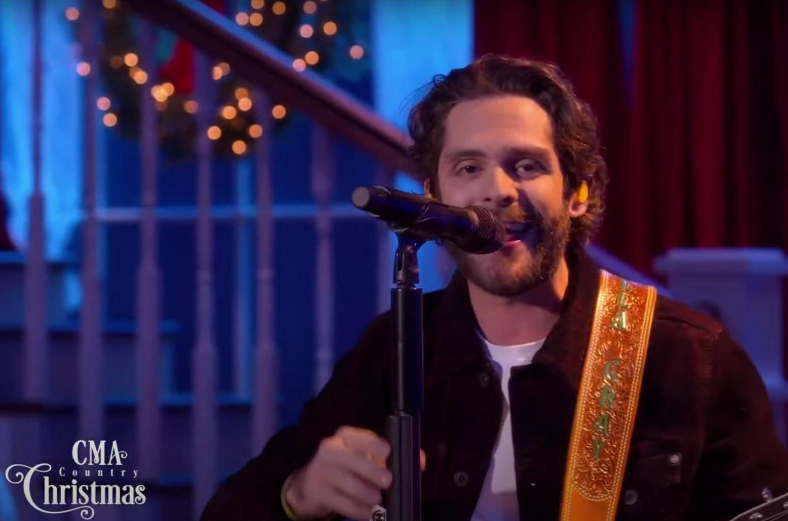 Watch Every 2020 CMA Country Christmas Performance   Billboard