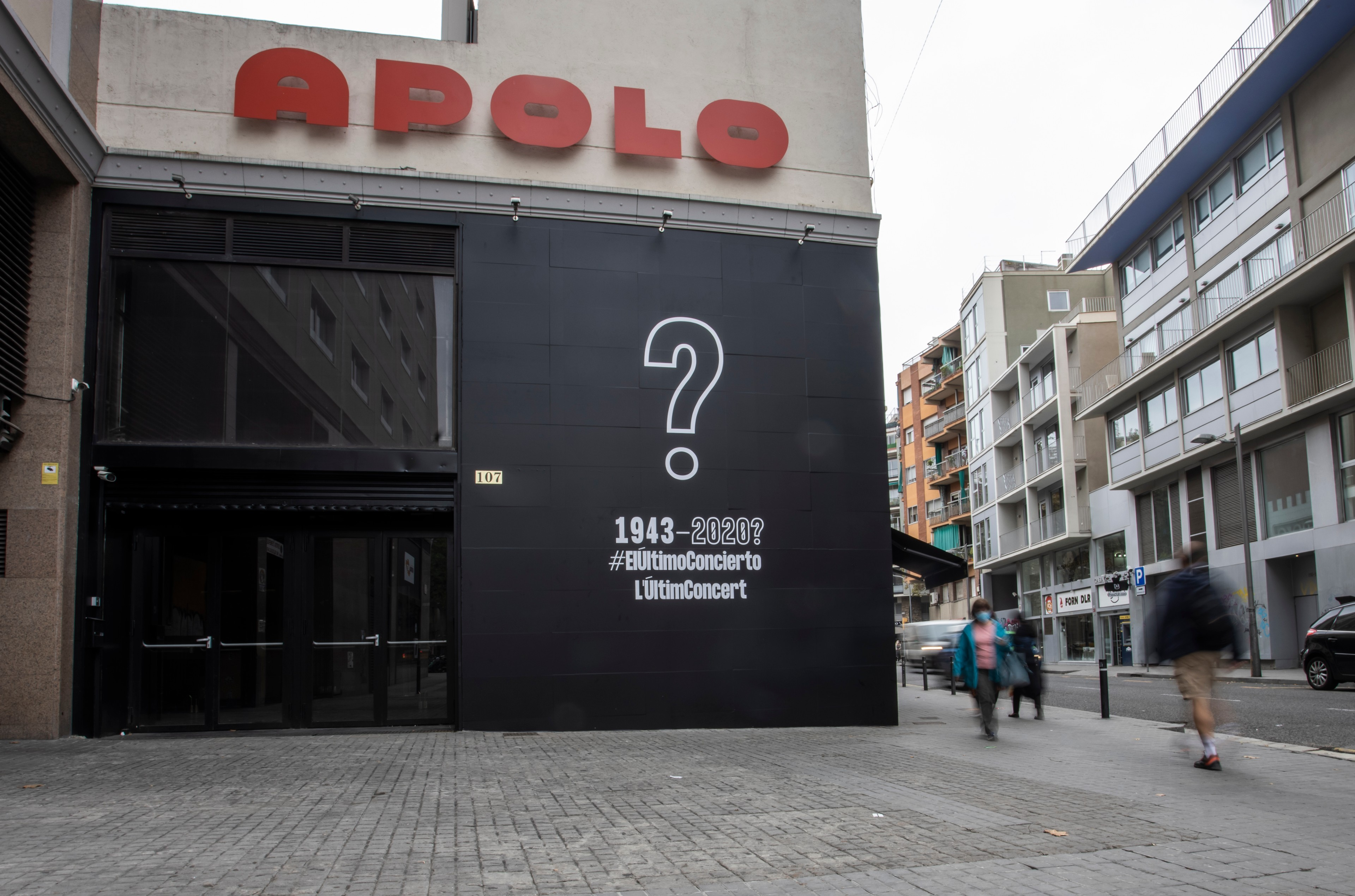 Apolo Theater Barcelona Spain