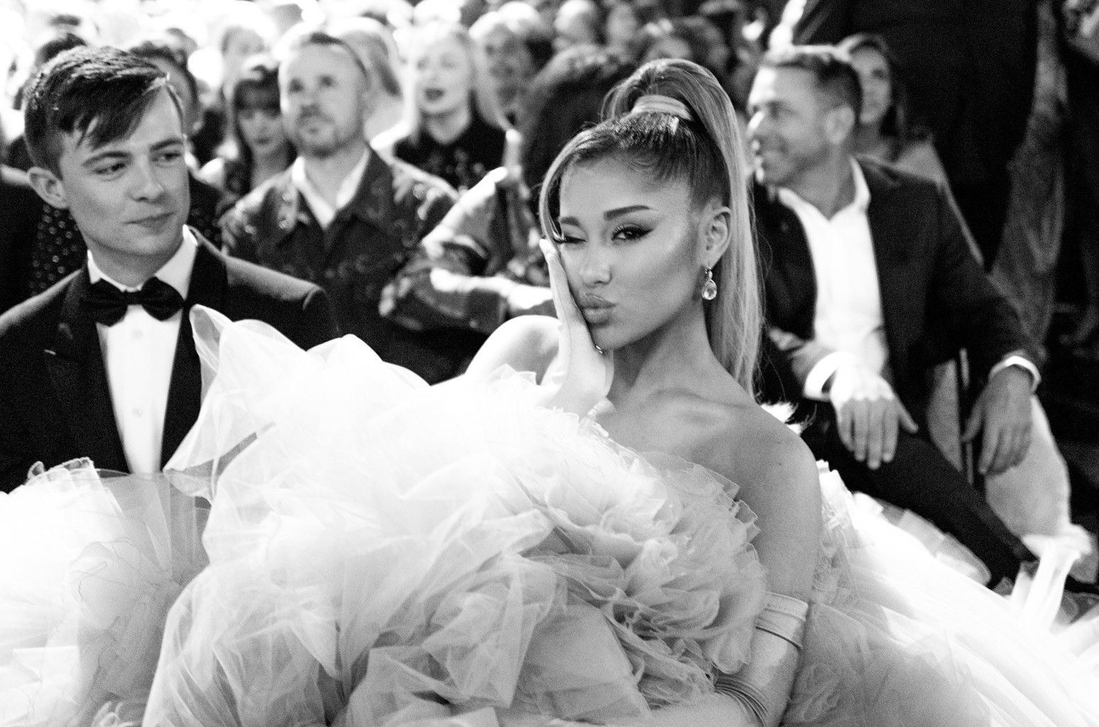 Ariana Grande Announces Netflix Film About Sweetener World Tour Billboard