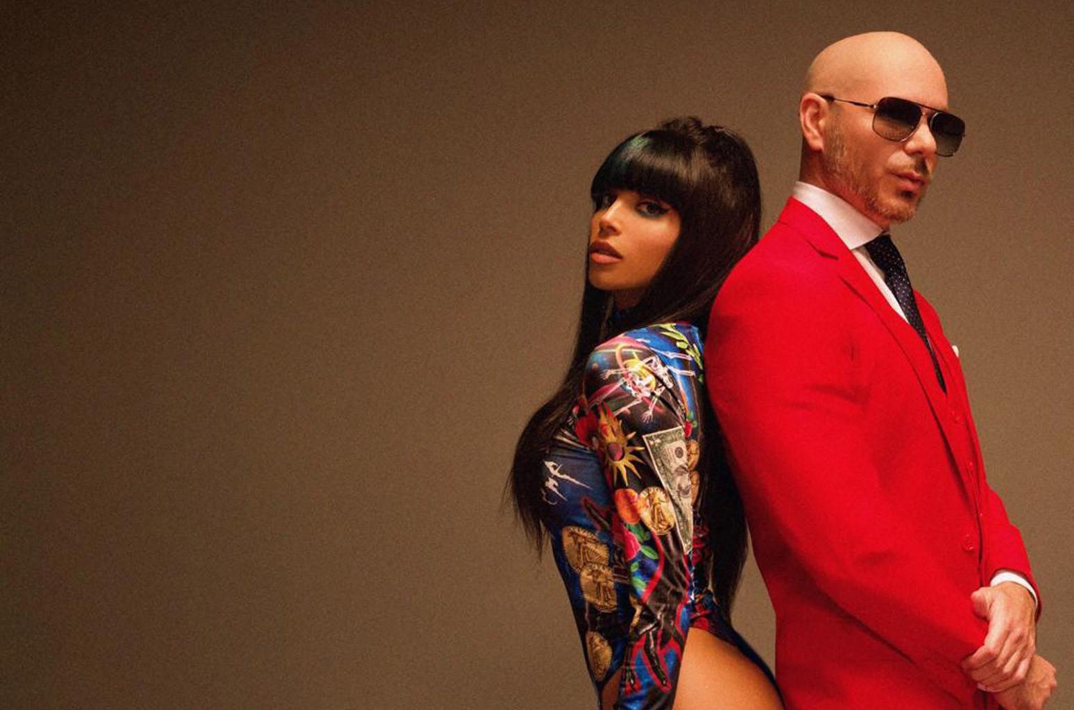 Chesca and Pitbull