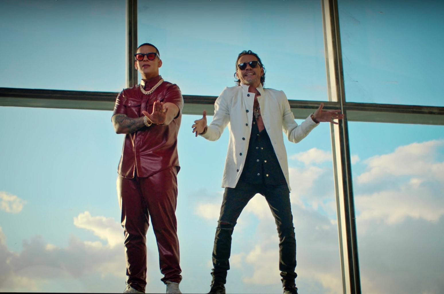 Daddy Yankee & Marc Anthony